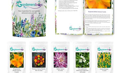 Free Nectar Flower Seeds