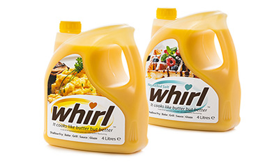 Free Whirl Vegetable Oil