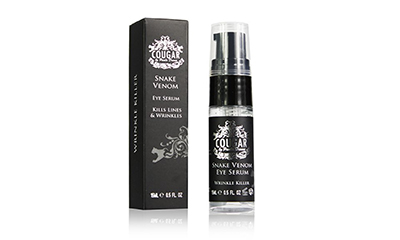 Free Cougar Snake Venom Eye Serum
