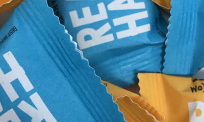 Free Real Handful Protein Bars
