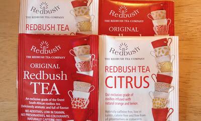 Free Redbush Tea