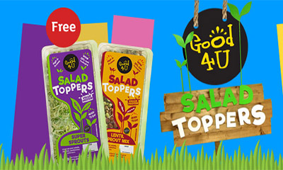 Free Super Sprouts Salad Toppers