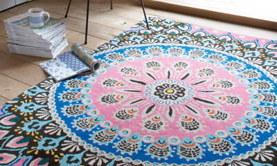 Win a Luxury Rug from Floor Candy