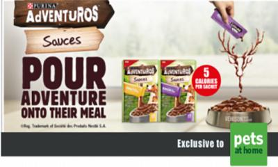 Free Adventuros Dog Food Sauce
