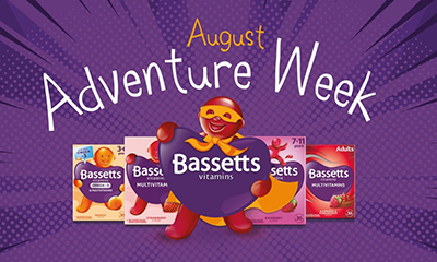 Free Bassetts Vitamins Packs