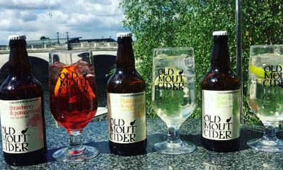 Free Bottle of Old Mout Cider