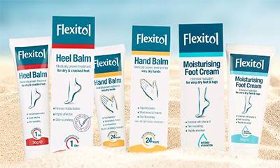 Free Flexitol Foot Cream