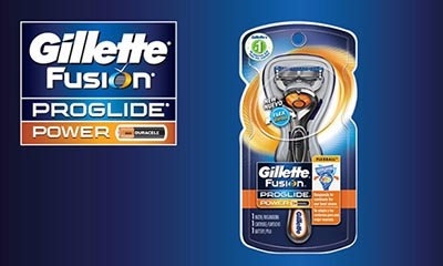 Free Gillette Proglide Flexiball Razor (worth £12) – last chance!
