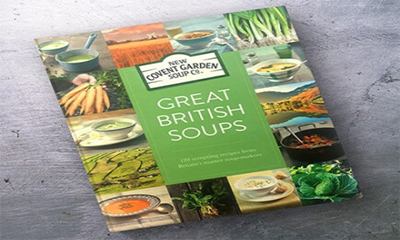 Free Great British Soups Recipe Book