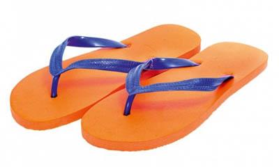 Free Irn-Bru Flip Flops