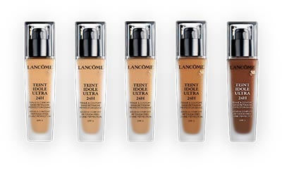 Free Lancome Foundation Samples