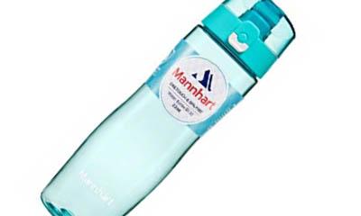 Free Mannhart Water Bottle