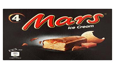 Free Mars Bar Ice Creams (Worth £1.50)