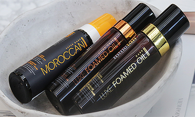 Free Moroccan Tanning Bottle