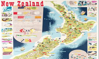 Travel Map New Zealand.Free New Zealand Travel Map Freesamples Co Uk
