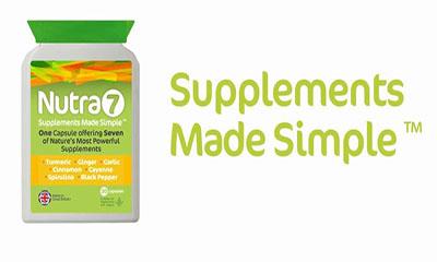 Free Nutra7 Superfood Pack