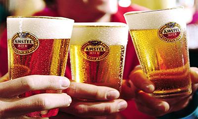 Free Pint of Amstel