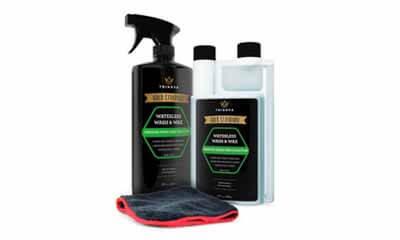 Free Trinova Waterless Car Wash and Wax