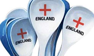 Free World Cup Musical Spoon
