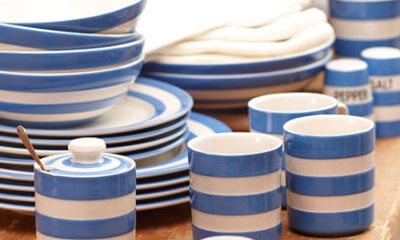 Win a Cornishware Dinner Collection