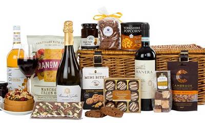 Win a Food & Wine Summer Hamper