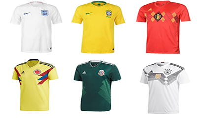 Win a Football Shirt of your Choice