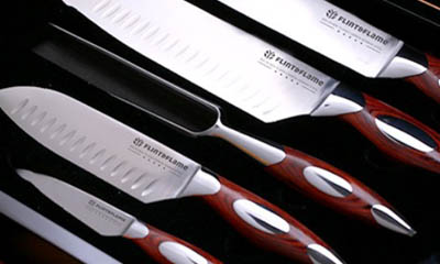 Win a Set of Flint & Flame Knives