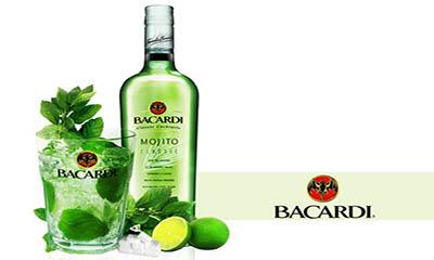Free Bacardi Mojito