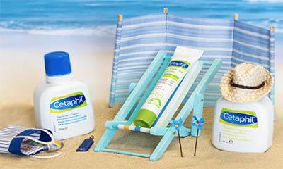 Free Cetaphil Skin Cleansers