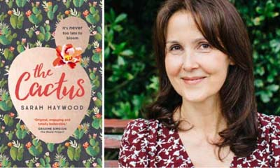 Free Copy of 'The Cactus' by Sarah Haywood