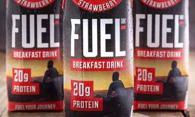 Free Fuel 10k Protein Breakfast Drinks