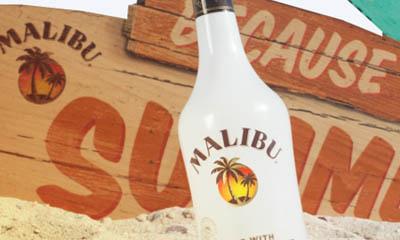 Free Malibu Rum Party Packs