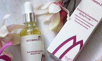 Free Merumaya Beauty Oil