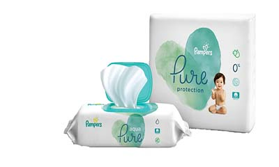 Free Pampers Baby Wipes & Nappies