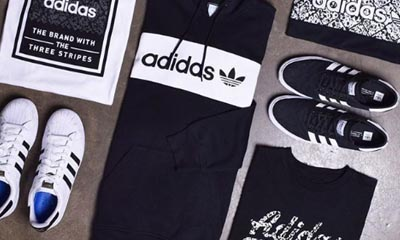 Free Adidas Trainers and Accessories