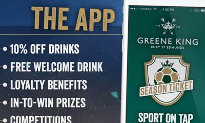 Free Beer, Lager, Spirits, Wine or Soft Drink
