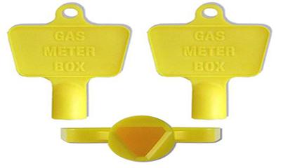 Free British Gas Meter Key