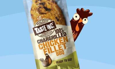 Free Chicken from Taste Inc