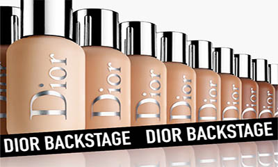 Free Dior Backstage Foundation