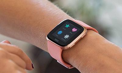 Free Fitbit Smartwatch (Worth £173)