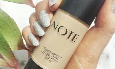 Free Foundation from Note Beauty
