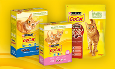 Free Go-Cat Crunchy and Tender Sample