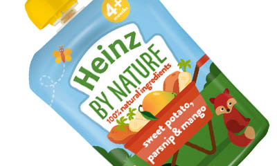Free Heinz By Nature Baby Food