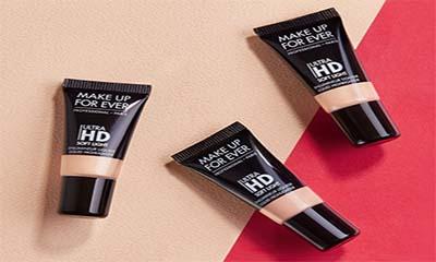 Free Make Up For Ever Liquid Highlighter