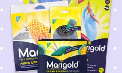 Free Marigold Cloth