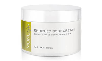 Free Monu Enriched Body Cream for Stretch Marks