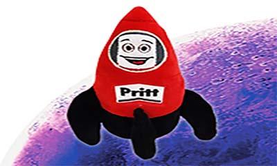 Free Pritt Stick Soft Toy