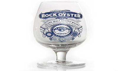 Free Rock Oyster Glasses
