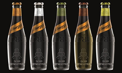 Free Schweppes Tonic Water