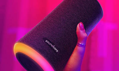 Free Soundcore Bluetooth Speaker